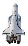 Vaisseau spatial Buran en Samara, Russie Images libres de droits