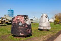 Vaisseau spatial de Lander  Images libres de droits