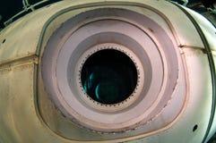 Vaisseau spatial Russie sous-marine Photographie stock