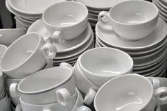 Vaisselle Photographie stock libre de droits