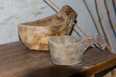 Vaisselle, antiquité Photos stock