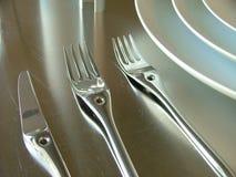 Vaisselle de cuisine Photo libre de droits