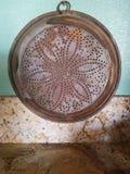 Vaisselle de cuisine de vintage image libre de droits