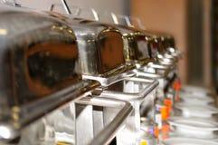 Vaisselle de réception Image stock