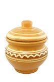 Vaisselle en céramique Image stock