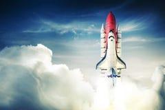 Vaivém espacial Imagem de Stock
