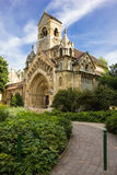 Vajdahunyad城堡的Jak教堂在布达佩斯,匈牙利 免版税库存图片