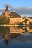 Vajdahunyad城堡 库存图片