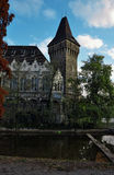 Vajdahunyad城堡 图库摄影