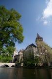 vajdahunyad замока стоковая фотография