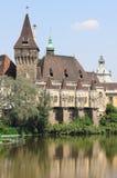 Vajdahunyad castle in Budapest Royalty Free Stock Image