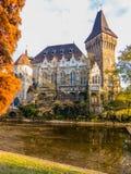 Vajdahunyad Castle, Budapest Royalty Free Stock Photos