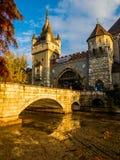 Vajdahunyad Castle, Budapest Royalty Free Stock Images