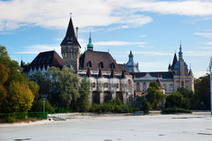 Vajdahunyad Castle, Budapest, Hungary Royalty Free Stock Photo