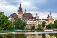 Vajdahunyad castle - Budapest - Hungary Stock Photo