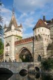 Vajdahunyad Castle in Budapest, Hungary Stock Photography