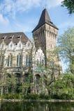 Vajdahunyad Castle in Budapest, Hungary Stock Photo