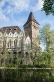 Vajdahunyad Castle in Budapest, Hungary Royalty Free Stock Image