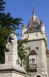 Vajdahunyad Castle in Budapest Stock Photos