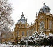 Vajdahunyad Castle, Budapest Stock Images