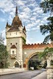 Vajdahunyad castle Stock Image