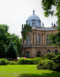 Vajdahunyad Castle in Varosliget city park, Budape Royalty Free Stock Photos