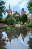 Vajdahunyad-Schloss Stockbild