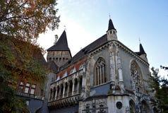 Vajdahunyad Schloss lizenzfreies stockfoto