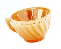 Vajilla para el platillo de la taza de té Imágenes de archivo libres de regalías