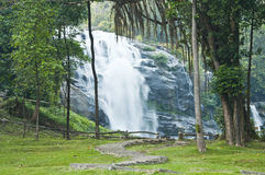 Vajiratarn waterfall. Royalty Free Stock Images