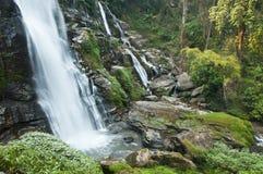 Vajiratarn waterfall. Royalty Free Stock Photography