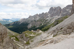 Vajolet - Catinaccio (Italy) Royalty Free Stock Images