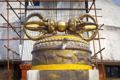 Vajra dorje Royalty Free Stock Photo