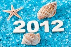 Vakantie 2012 Stock Fotografie