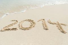 Vakantie 2014 Stock Afbeelding