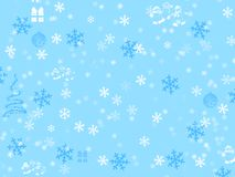 Vakantie Abstracte Achtergrond Stock Fotografie