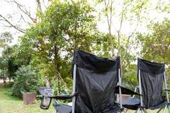 vakantie in bos Royalty-vrije Stock Afbeelding