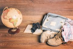 Vakantie in de wereld Royalty-vrije Stock Foto's