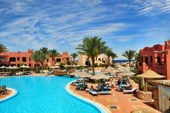 Vakantie in Egypte Royalty-vrije Stock Fotografie