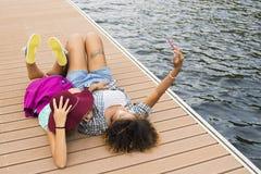 Vakantie en openluchtreis stock fotografie