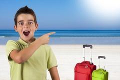 Vakantie en reis stock fotografie