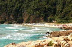 Vakantie in Griekenland Stock Afbeeldingen