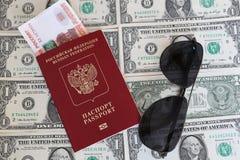 Vakantie in het buitenland Royalty-vrije Stock Foto's
