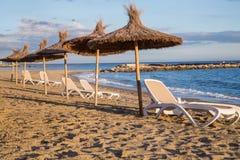 Vakantie in het Middellandse-Zeegebied Royalty-vrije Stock Afbeelding