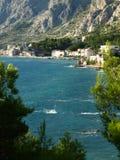 Vakantie in Kroatië Royalty-vrije Stock Afbeelding
