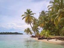 Vakantie op Caraïbisch eilandconcept royalty-vrije stock foto's