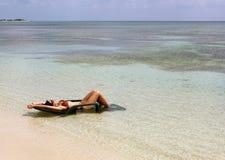 Vakantie op Grote Turk Royalty-vrije Stock Fotografie