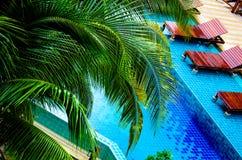 Vakantie in paradijs Royalty-vrije Stock Afbeeldingen