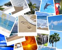 Vakantie pics Royalty-vrije Stock Fotografie