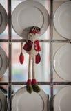 Vakantie Santa Claus Royalty-vrije Stock Foto's
